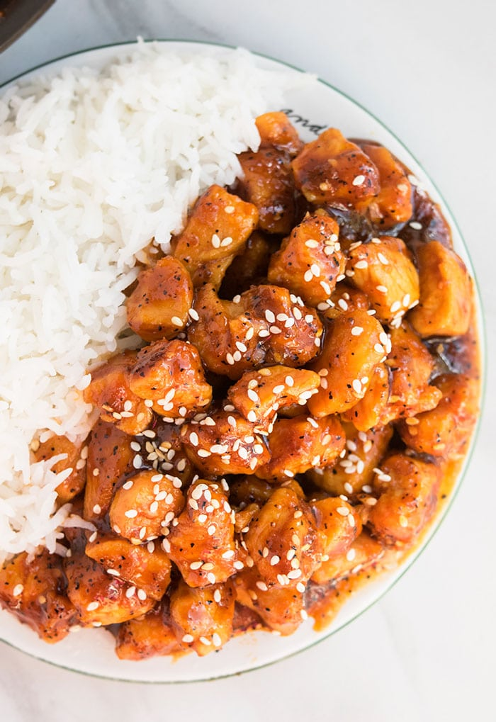 Honey Sriracha Chicken Breast