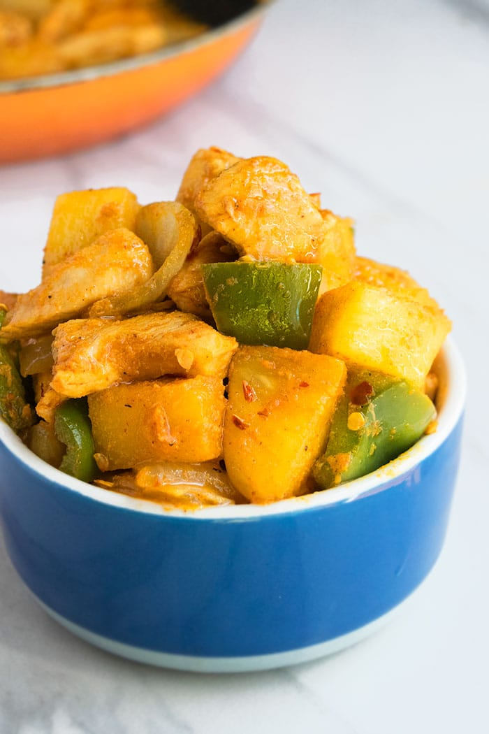 Easy Pineapple Chicken Recipe