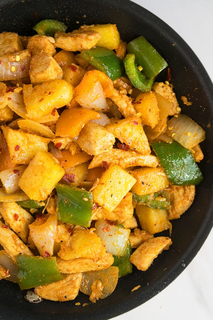 Easy Pineapple Chicken One Pot One Pot Recipes
