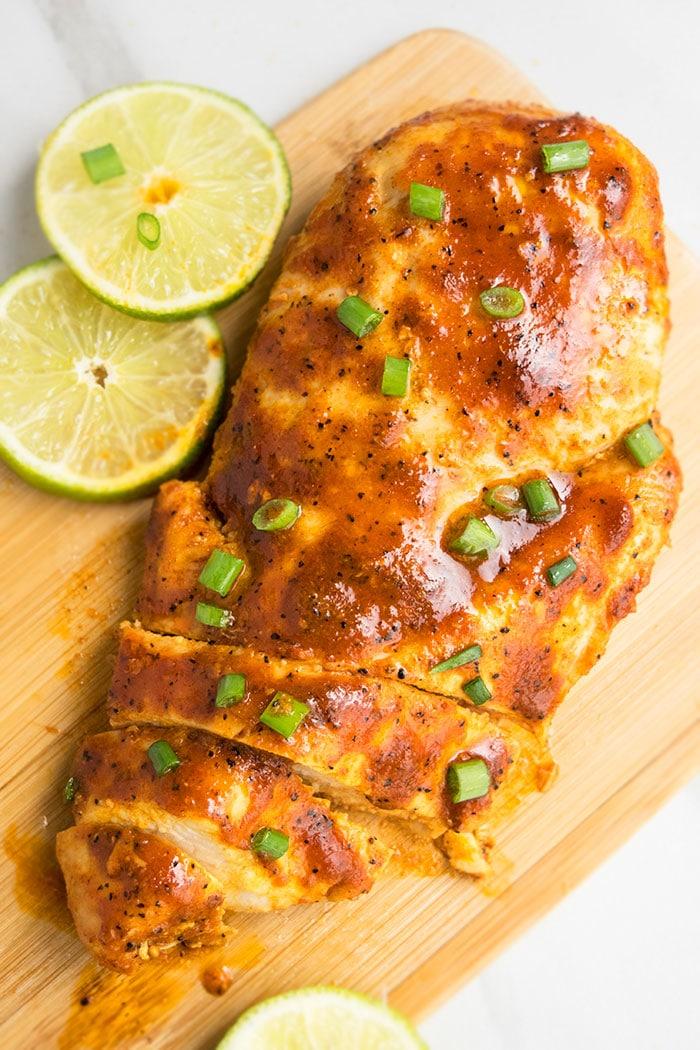 Easy 30 Minute Chili Lime Chicken Recipe