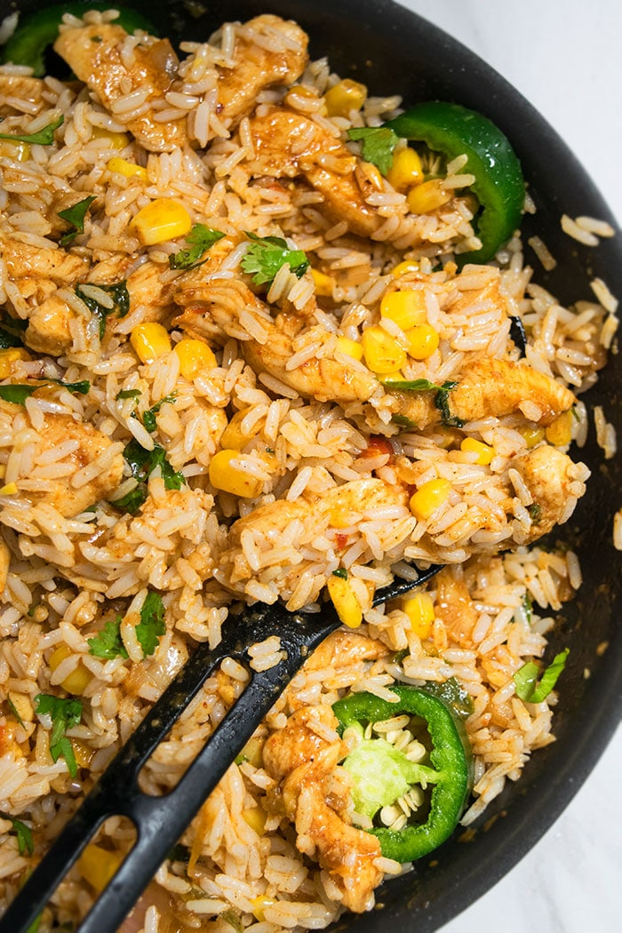 One Pot Chicken And Rice One Pot Recipes