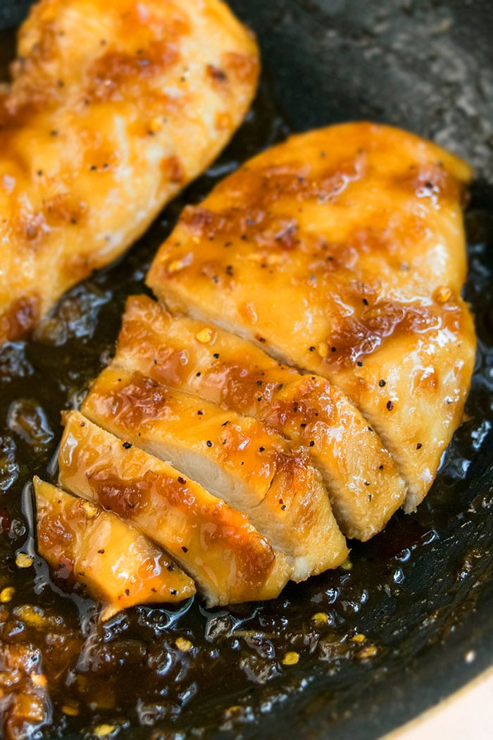 Easy Honey Garlic Chicken Recipe