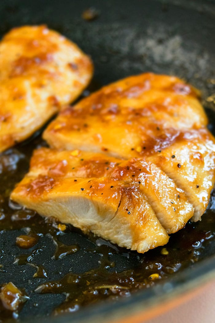 Honey Garlic Chicken Recipe (30 Minute Meal)