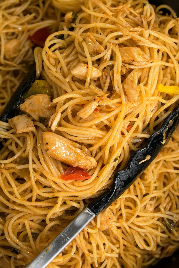 One Pot Cajun Chicken Pasta Recipe