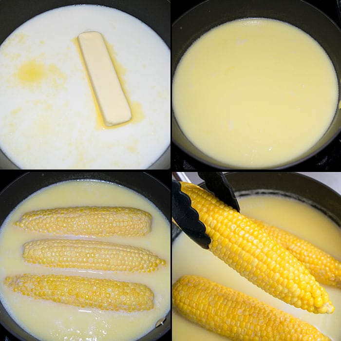 How to Make Corn on The Cob- Step By Step Instructions