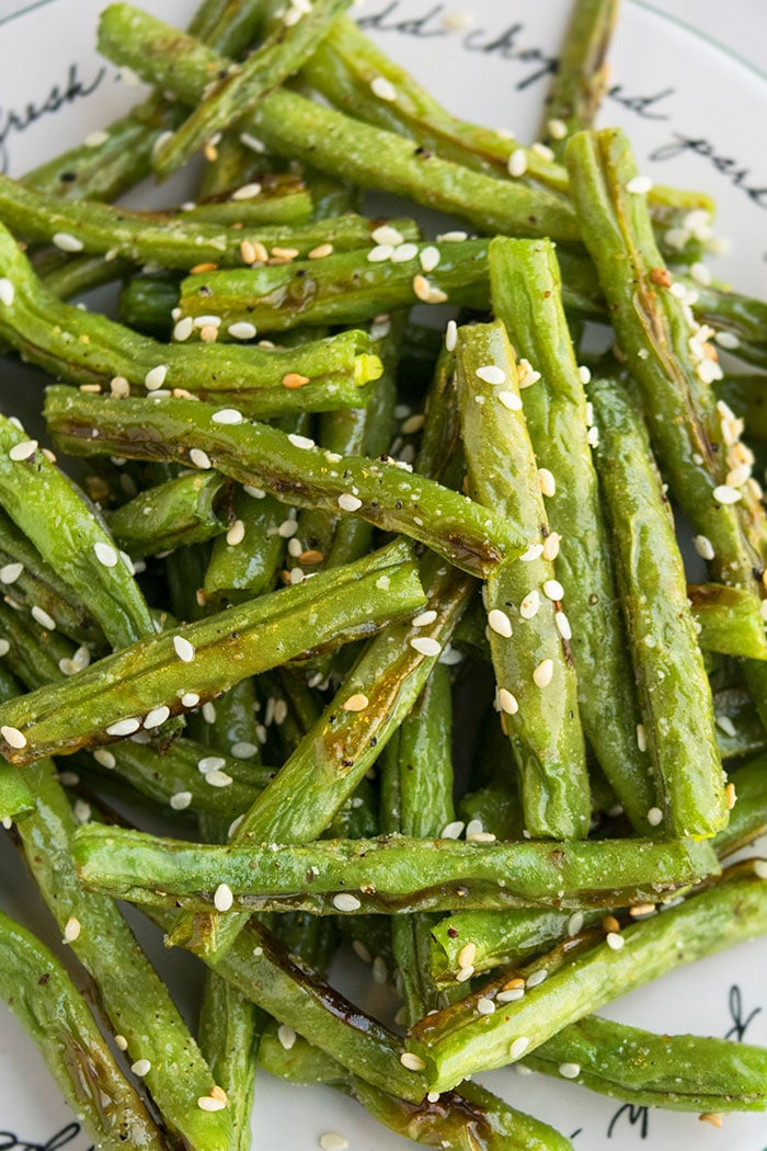 How to Roast Green Beans (30 Minutes)