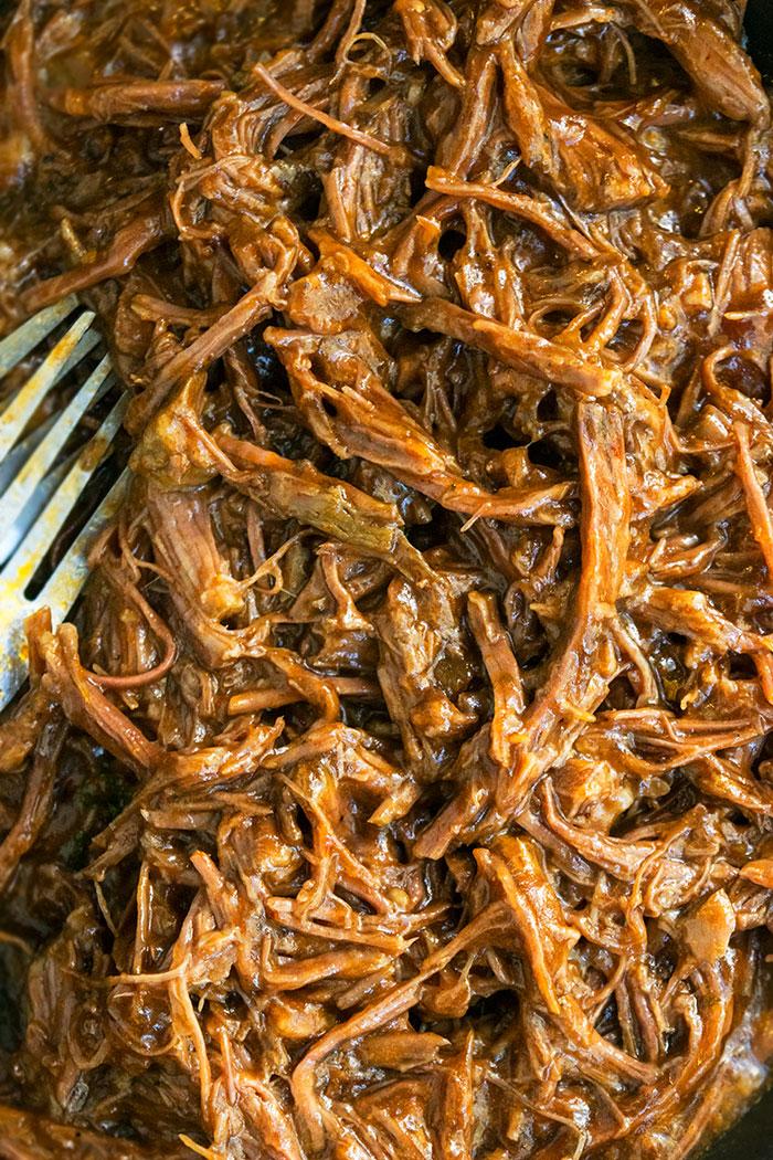 Easy Shredded Beef Recipe