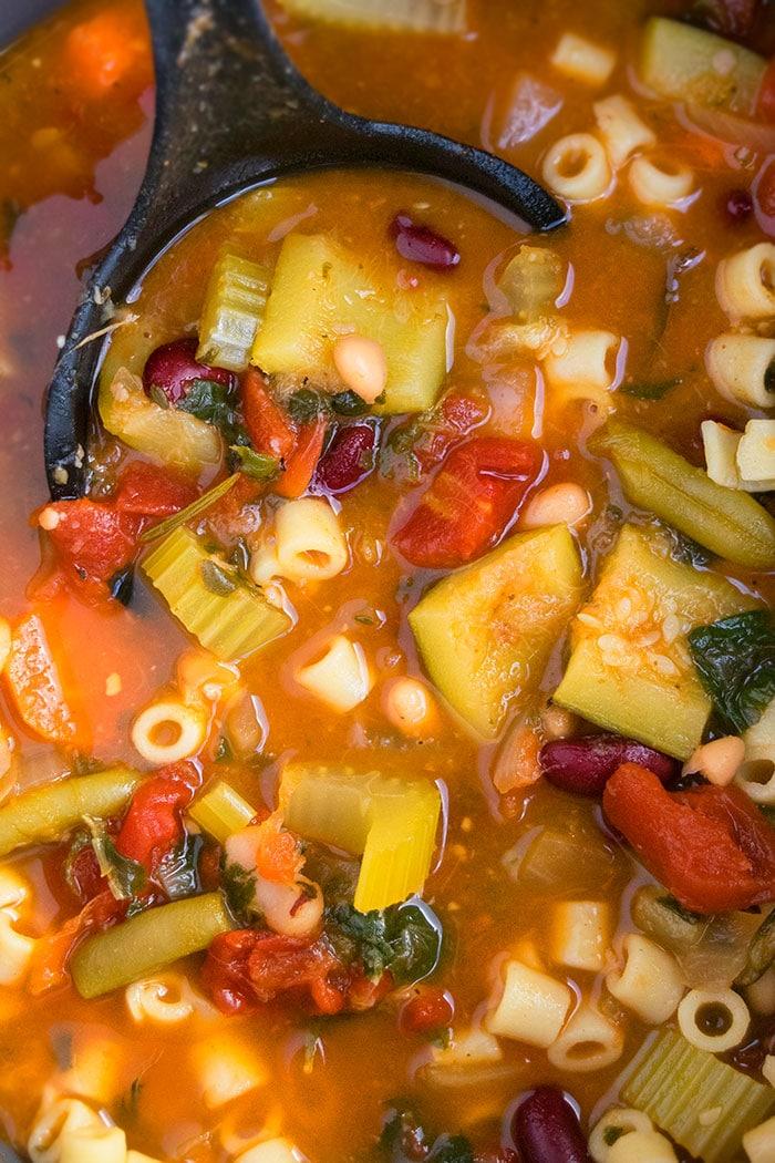 One Pot Pasta Fagioli Recipe