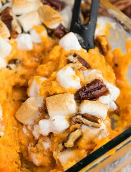 Easy Sweet Potato Casserole One Pan One Pot Recipes