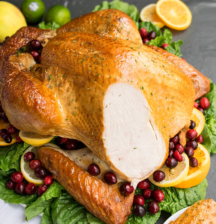 How to Make Thanksgiving Turkey (Easy, Juicy, Moist Recipe)