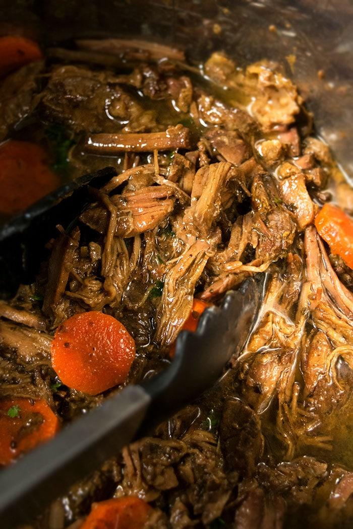 Chuck Roast Instant Pot Recipe