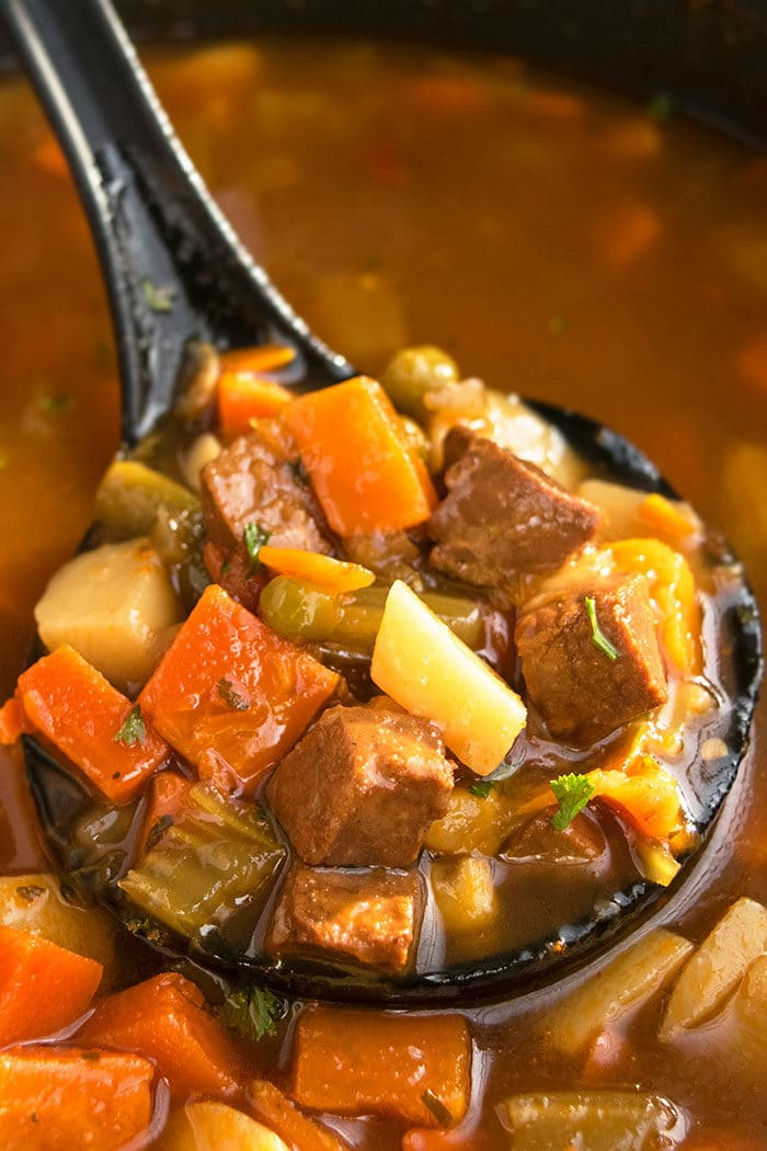 Easy Beef Stew Recipe One Pot One Pot Recipes