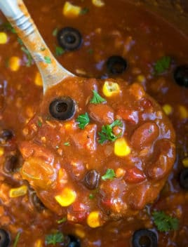 Easy Chili Recipe (One Pot Meal)