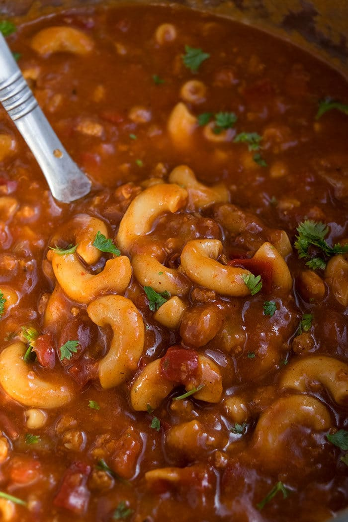 How to Make Chili Mac