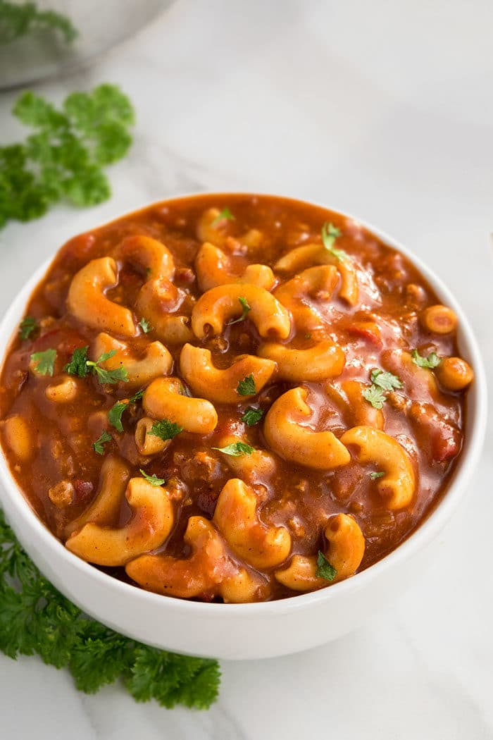 Homemade Chili Mac and Cheese Recipe