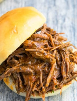 Easy Instant Pot Shredded Beef Recipe