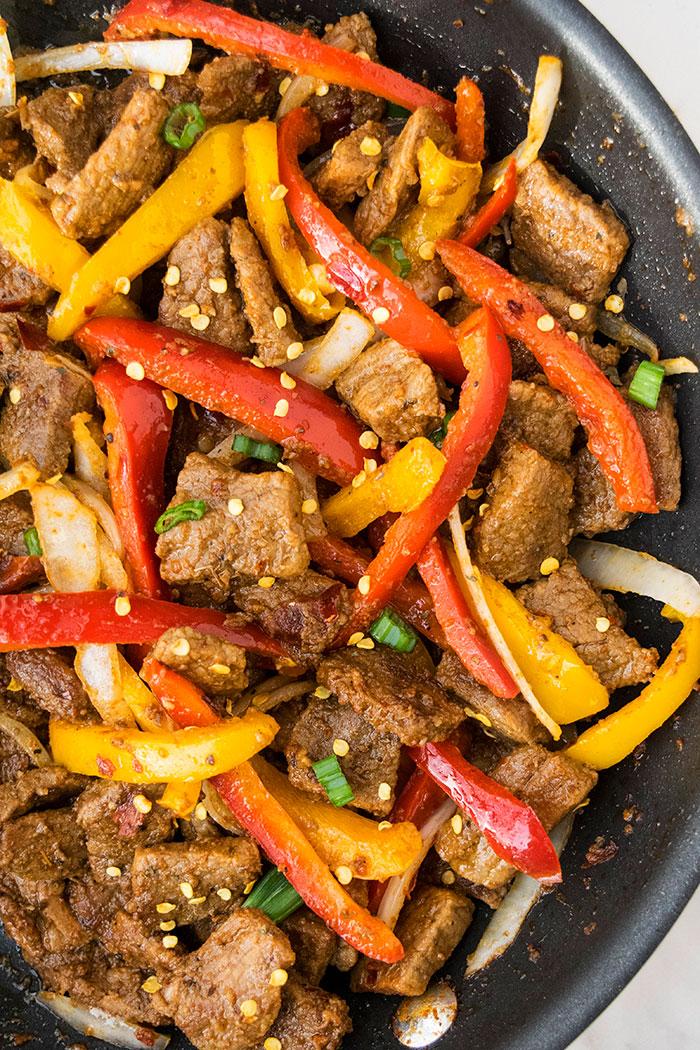 Pepper Steak Recipe (One Pot)   One Pot Recipes