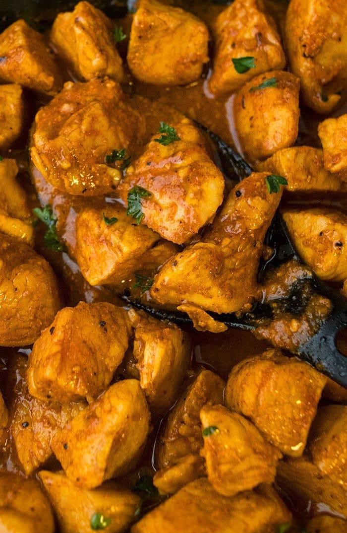 Creamy Paprika Chicken Recipe