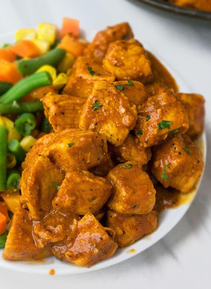 Hungarian Paprika Chicken Recipe (Chicken Paprikash)