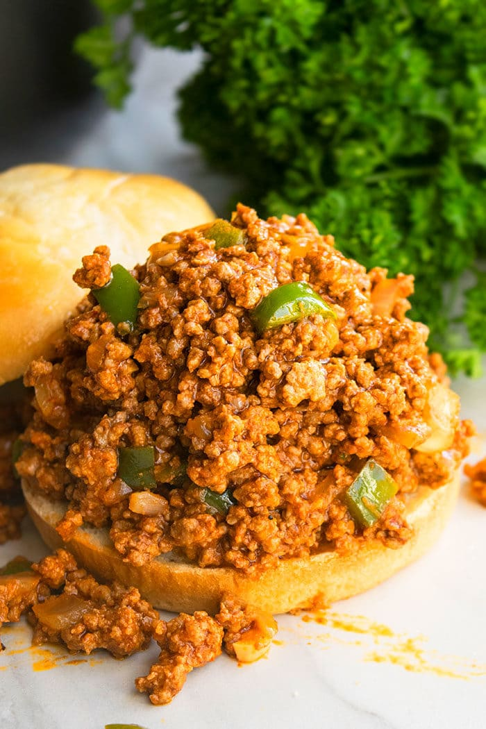 Best Easy Homemade Sloppy Joes