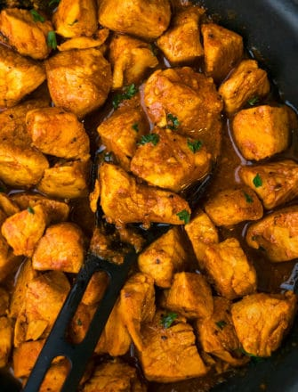 Easy Paprika Chicken Recipe (One Pot Meal)