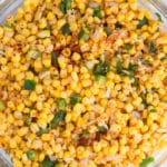 Easy Mexican Corn Salad Recipe