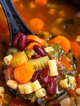 Instant Pot Mexican Soup Recipe