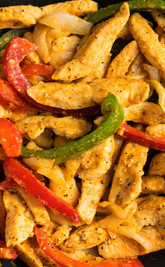 How to Make Chicken Fajitas