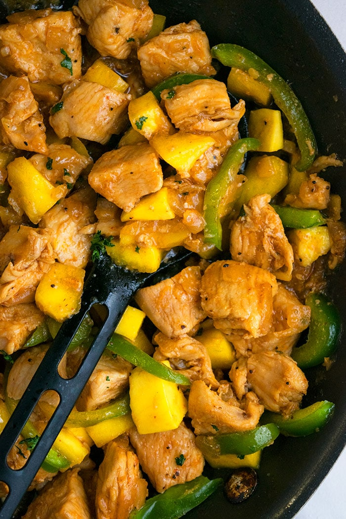 Mango Chicken One Pot One Pot Recipes