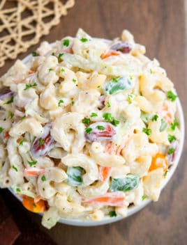 Best Easy Macaroni Salad Recipe