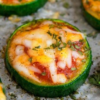Easy Zucchini Pizza Recipe
