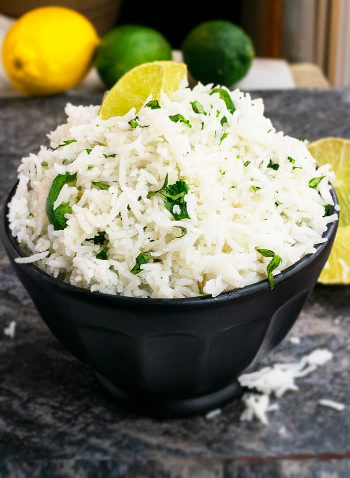 Best Homemade Cilantro Lime Rice