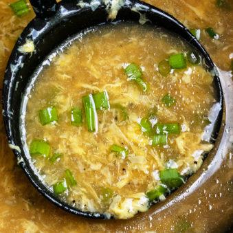 Homemade Egg Drop Soup Recipe (One Pot Meal)