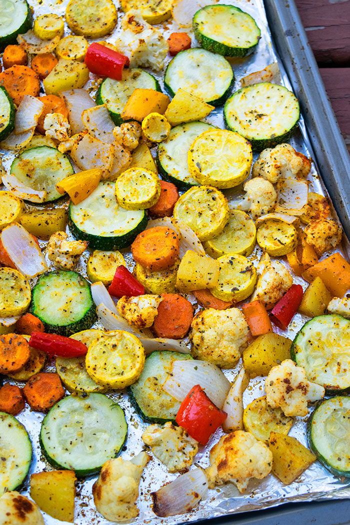 How to Roast Vegetables in Oven