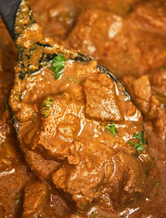 Instant Pot Beef Curry Recipe