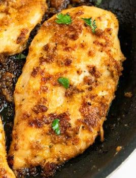 Easy Lemon Pepper Chicken Recipe