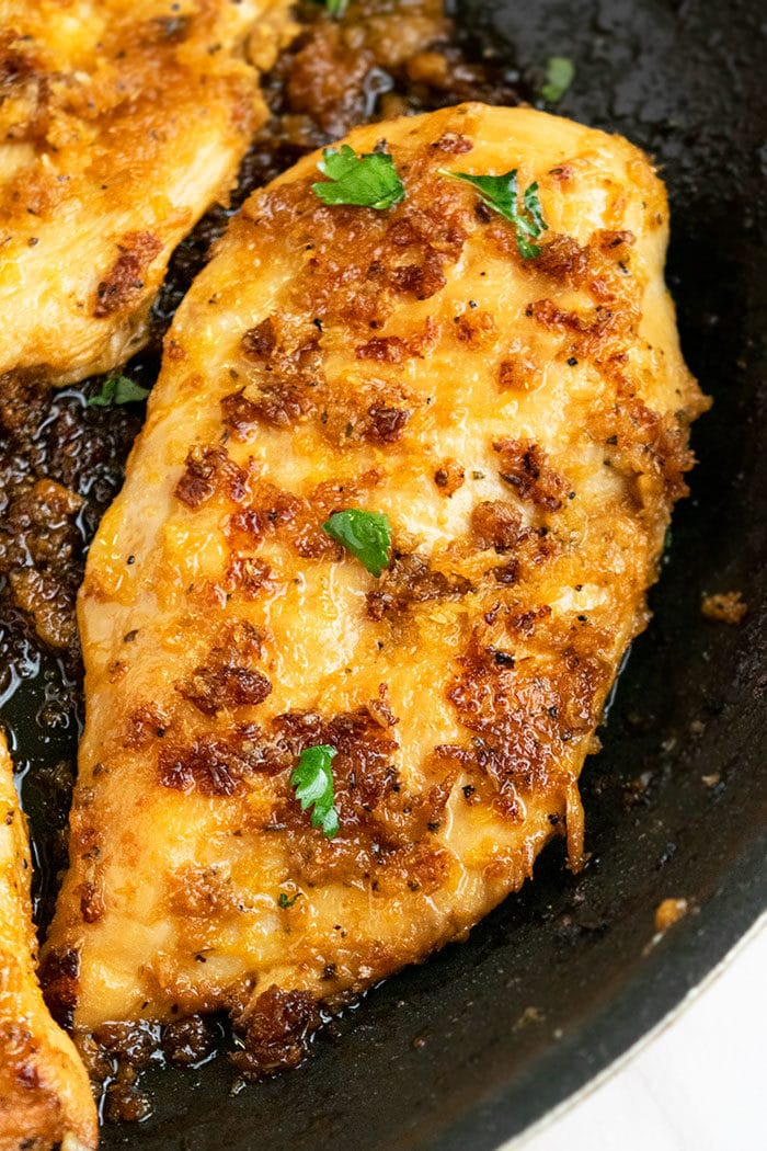 Easy Lemon Pepper Chicken Recipe