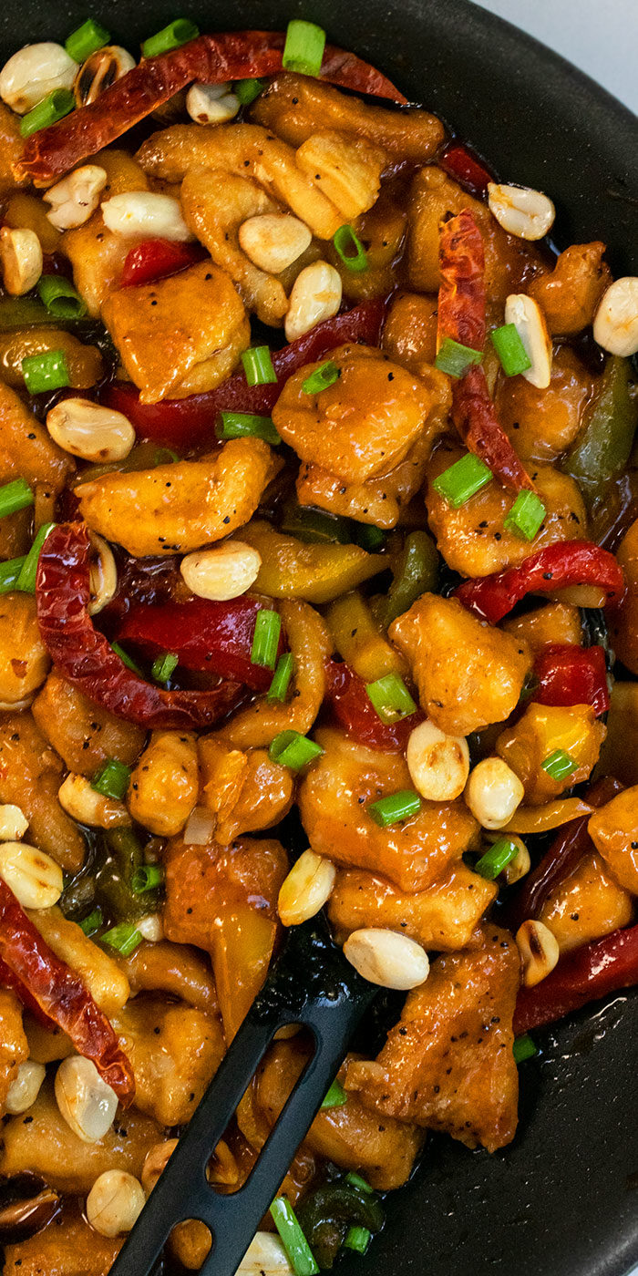 Chinese Szechuan Chicken