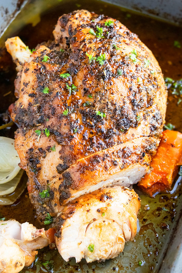 Oven Roasted Turkey Breast Recipe