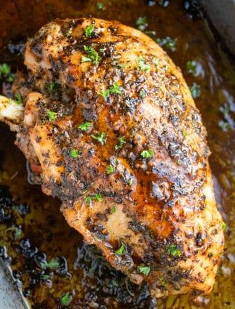 Roast Turkey Breast Recipe