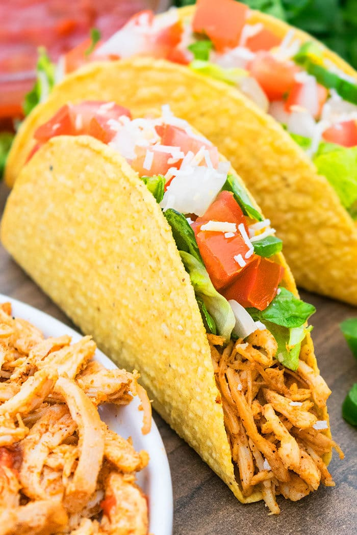 Mexican Chicken Taco Recipe