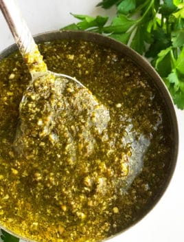 Easy Basil Pesto Sauce Recipe