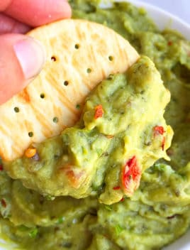 Best Easy Guacamole Recipe
