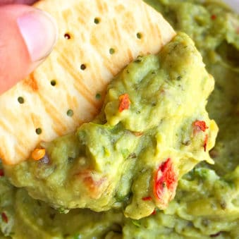 Best Easy Guacamole Recipe