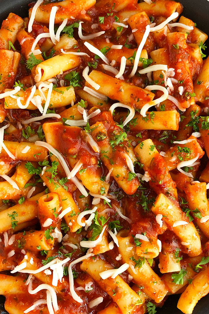 Best Penne Alla Vodka with Creamy Tomato Sauce