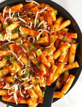Easy Penne Alla Vodka Recipe