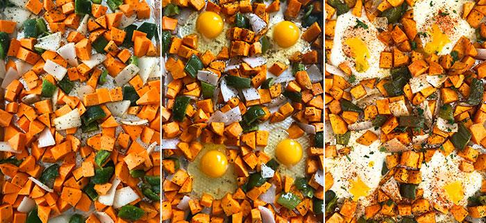 How to Make Sweet Potato Hash