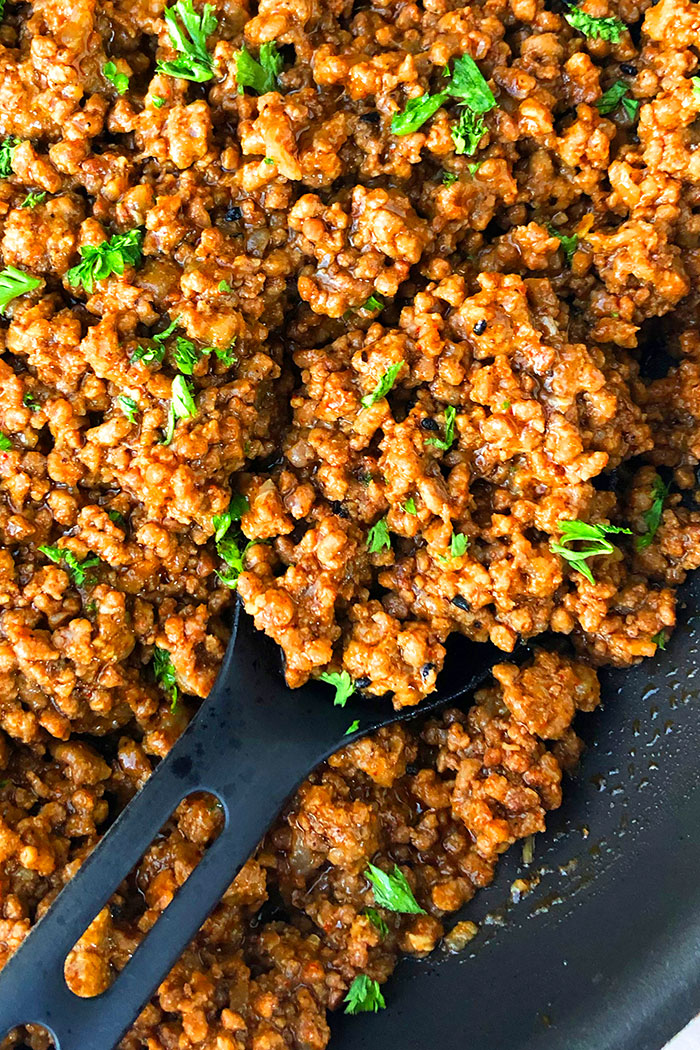Mexican Ground Beef Taco Meat Recipe