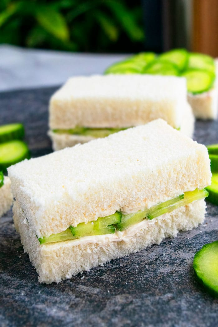 Easy Cucumber Sandwich Recipe