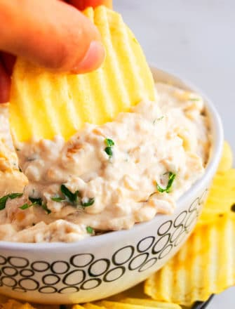 Easy Caramelized French Onion Dip Recipe